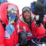 2003年エベレスト親子同時登頂、三浦雄一郎と豪太