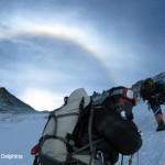 三浦雄一郎75歳エベレスト登頂(2008年)(6)(C2-ローツェ)