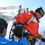 三浦雄一郎75歳エベレスト登頂(2008年)(8)アイスフォール (1)